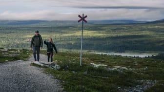 Ett nytt nationellt ramverk ska säkerställa kvaliteten på Sveriges vandringsleder.
