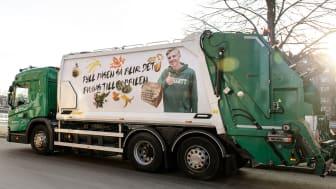 För de flesta kunder innebär förslaget på ny avfallstaxa en höjning med 3 kr per månad.