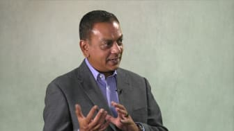 VIDEO: Patrick Nathan shares his experiences on corporate and crisis communications.