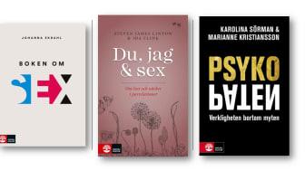 Höstens psykologiböcker från Natur & Kultur