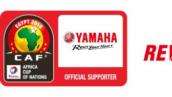 "(left) Official Supporter Logo  (right) ""REVS AFRICA"" Logo"