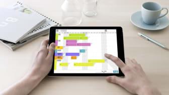 Roombler iPad app