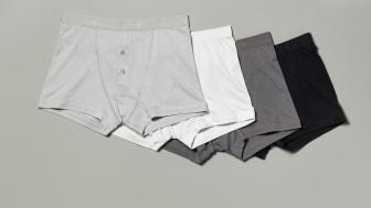 Allvar Underwear - kalsonger tillverkade av cellulosa från de Ångermanländska skogarna