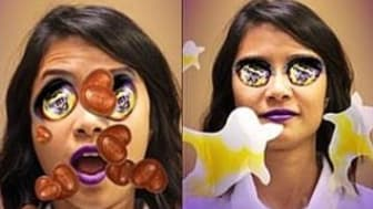 Cadbury Creme Egg becomes the first confectionary brand in the UK to launch a snapchat sponsored lens