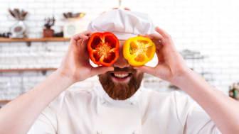 Vårterminen 2018 erbjuder Medborgarskolan nära 7 000 kurser över hela landet, varav många inom vegetarisk matlagning.