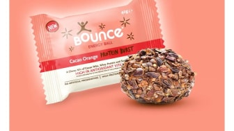 Bounce Energy Balls kakao appelsin