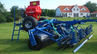 Dal-Bo Maxiroll Greenline - en modern generation av hydrauliskt vikbara grästrummor