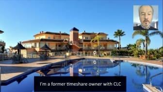 European Consumer Claims, ECC, client testimonial.  John Goodman, Club La Costa claimant