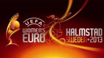 Site Visit i Halmstad inför UEFA Dam-EM 2013