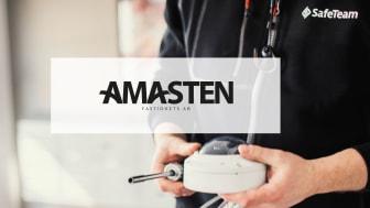 Amasten skapar trygghet med tjänsten Kamera Online från SafeTeam