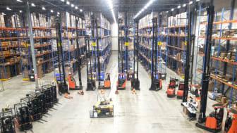DSV establishes Solutions division in North America