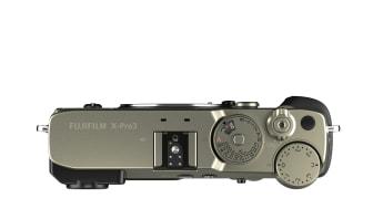 FUJIFILM X-Pro3 DR silver top