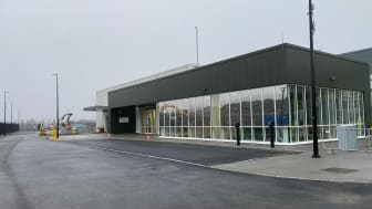 DC3-Oslo Entrance