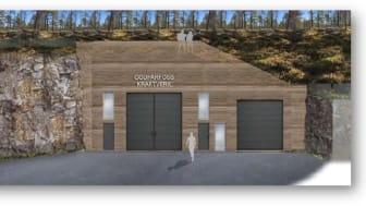 Planlagt kraftstasjon Godfarfoss