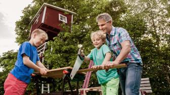 DIY-ekspert om sommerens trends: Vi vil have udendørs hygge