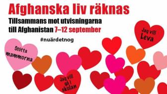 Aktivitetsveckan mot utvisningarna 7-12 september