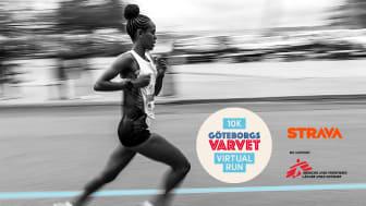 European premiere of the virtual seeding race on the athlete app Strava
