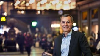 Crister Fritzson, vd SJ AB. Foto: Henry Lundholm/SJ