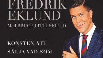 Ny bok av Frerik Eklund: SÄLJ! Konsten att sälja vad som helst till vem som helst