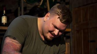 Erik Nilsson, Jönköping, tar silver i Jameson Barrelmen's Homecoming 2019