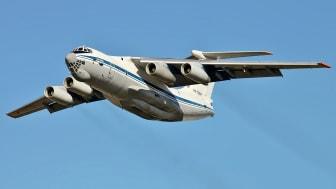 4. Iljuschin Il-76