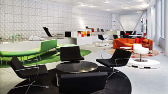 Pressvisning, OFFECCT 20 år, OFFECCTs showroom