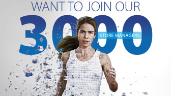 3.000 Store Managers i JYSK hjælper med at finde 2.000 nye kollegaer