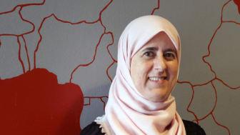 Helwah Hussain Jansson är en av åtta forskare som deltagit i snabbspåret för utländska forskare.
