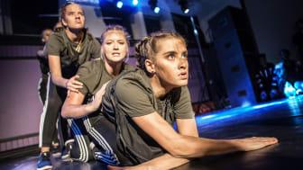 Dansfestival sprider glädje och rörelse i Vänersborg