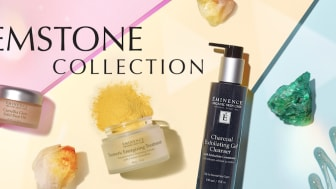 Éminence The Gemstone Collection - Energize your skincare ritual