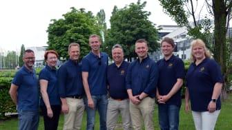 EnergiEngagemang på plats i München på Intersolar 2017