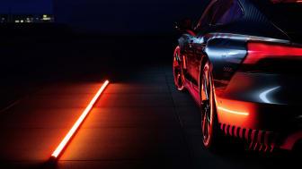 Audi e-tron GT afspejler passion for kvalitet