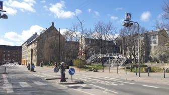 MAU_Arkitektur, visualisering och kommunikation, Rätten till staden - Rätten till Folkets park, Ilse Köhne och Nina Iglesias Söderström