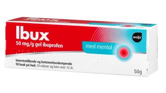 Ibux gel mentol
