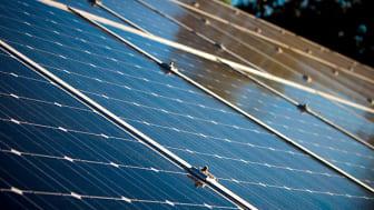 Levererar solcellssystemet?