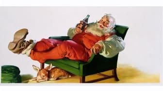 Coca-Cola Joulupukki 1958