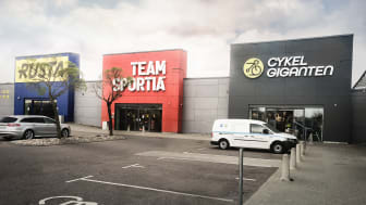 Ägarna till butiken i Löddeköpinge driver även Team Sportia och Cykelgiganten i Malmö.