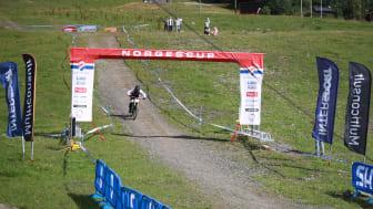 Isak Leivsson inn til seier i M-Senior