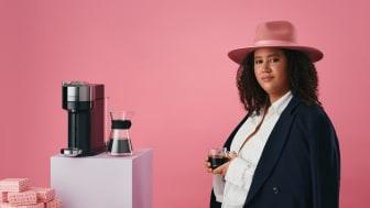 Nyhet: Nespresso öppnar Pop Up-café med hypade konditorn Joy Harris