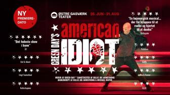 """Usikkerheden omkring nedlukning og forsamlingsforbud får musicalproducenten Heltemus til at flytte premieredatoen på musicalen """"Green Day's American idiot"""" frem til juni 2021."""