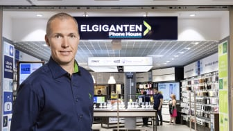Elgiganten expanderar i Umeå