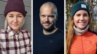 Stipendiater Unga ledare på snö