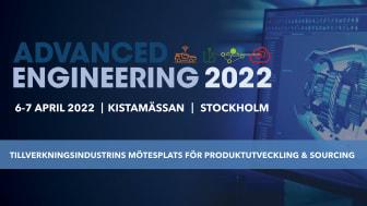 Advanced Engineering Stockholm2022