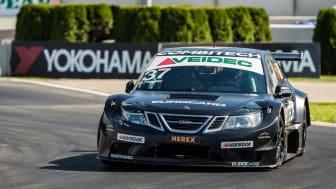 Nevs och PWR Racing Team inleder samarbete inför årets säsong av STCC