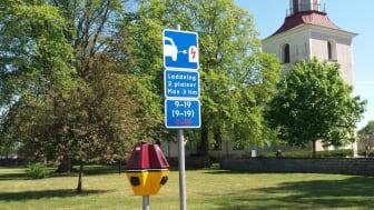 Mörbylånga kommun och Bee i samarbete om elbilsladdning