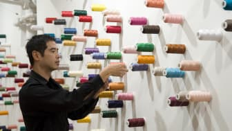 Lee Mingwei, The Mending Project, 2009-