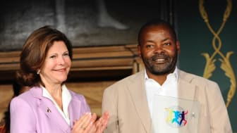 Murhabazi Namegabe –World's Children's Prize barnrättshjältar