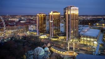 Svenska Mässan Gothia Towers blev i december 2019 för femte året i rad certifierade enligt ISO 20121, det internationella ledningssystemet för hållbarhet vid evenemang.