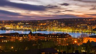 Ett av de 16 projekt som får stöd handlar om att integrera ljuset som verktyg i stadsplaneringen. Foto: iStock