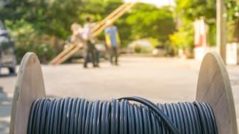 Allt fler har tillgång till bredband även på landsbygden i Eslövs kommun